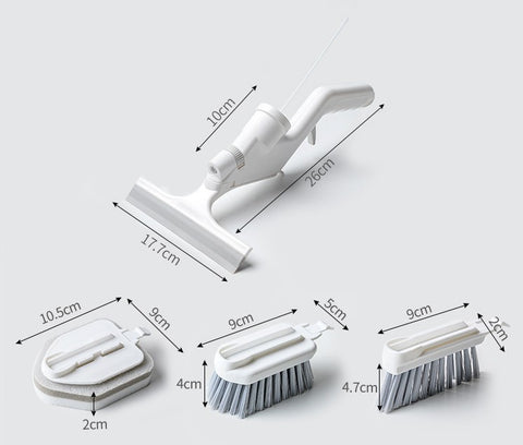 Tile Cleaning Brushes