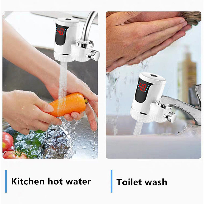 Fast Electric Faucet
