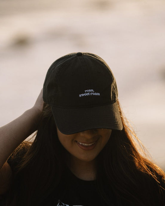 Roam Sweet Roam Dad Hat