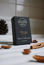 Load image into Gallery viewer, Pecan + Cinnamon Premium Bar Soap
