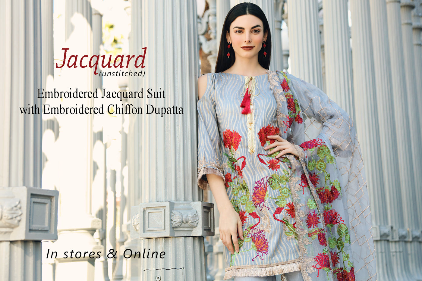 KARANDI LAWN COLLECTION'19