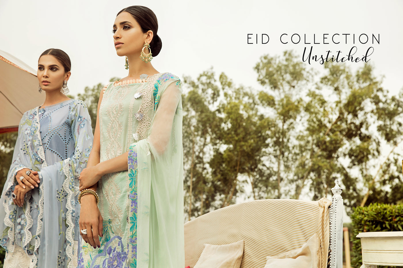 Eid Unstitched Collection