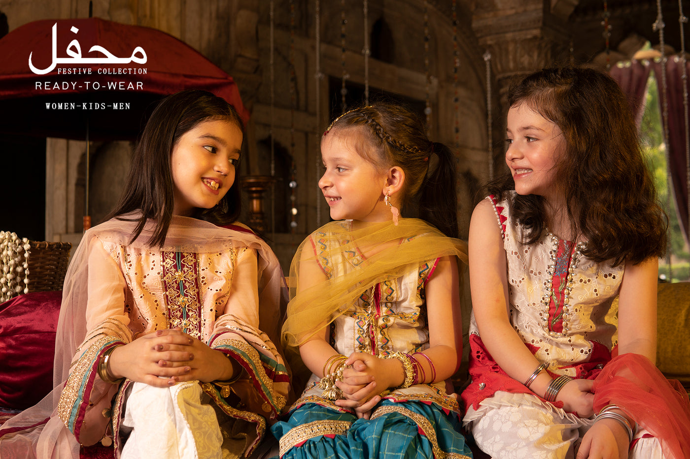 Mehfil Kids Eid Collection Vol-2