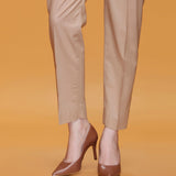 Raw Silk Trouser SP-18-90T