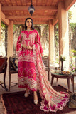 3-Pc Embroidered Unstitched Signature Eid Collection ED-06
