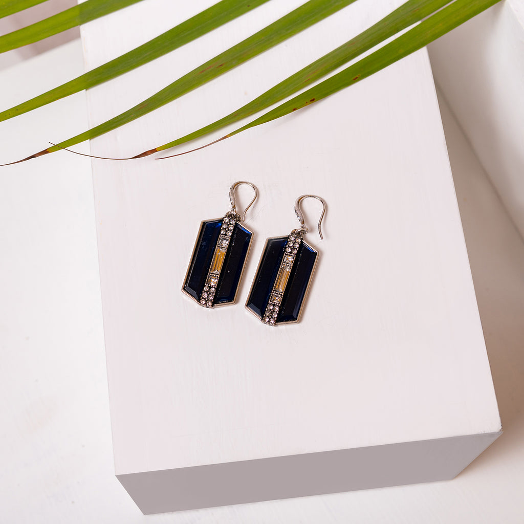Blue Zone Earrings ER-143