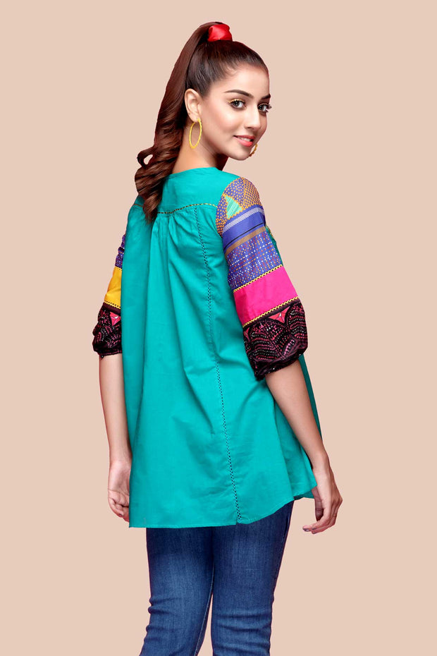 ETHNIC TOP CTA20-13