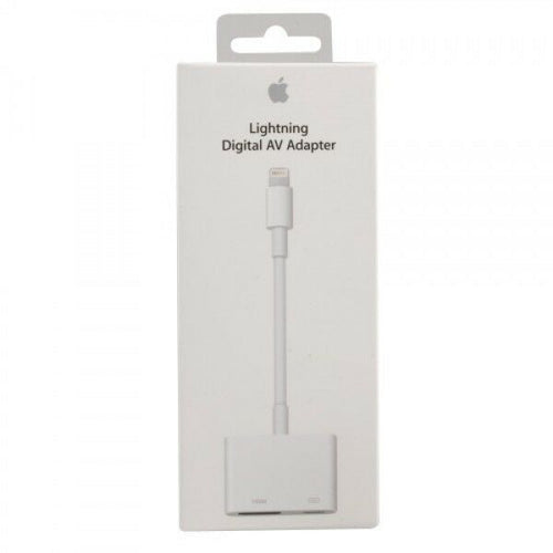 Adaptador Lightning A Vga Marca Apple (md825zm/a)