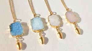 What is Druzy Jewelry and How to Care for It