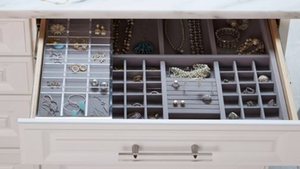 Jewelry Storage Ideas & Tips