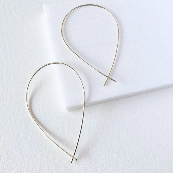 Simplicity Hoop Earrings