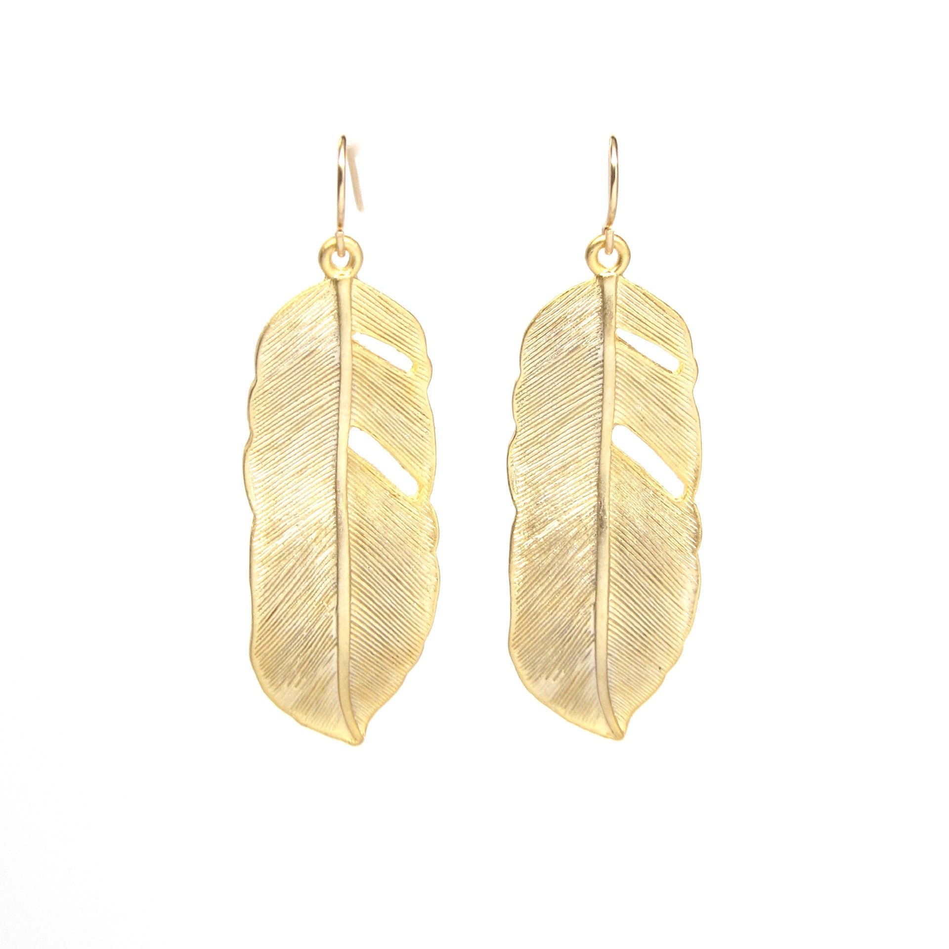 designs feather lauren feathered products earrings painted milmine white
