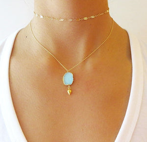 Dainty Chain Choker Necklace