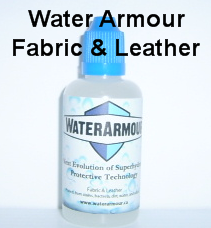 Water Armour Premium Fabric & Leather, 50 ml <p>Sale! 1/2 price