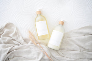 Natural Hand + Body Milk