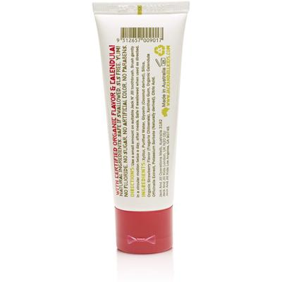 Children's Strawberry Toothpaste - Anzfo