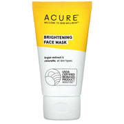 Brightening Face Mask (50ml) - Anzfo