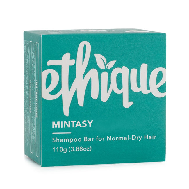 Ethique Mintasy - Solid Shampoo for Normal to Dry Hair (110g) - Anzfo