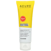 ACURE Brightening Facial Scrub (118ml) - Anzfo