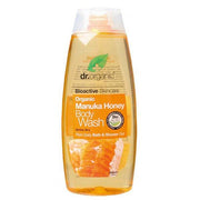 Organic Manuka Honey Body Wash (250ml) - Anzfo