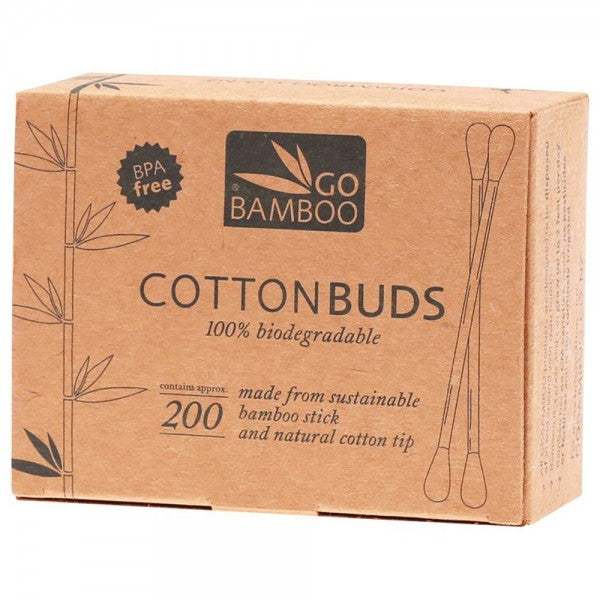 Cotton Buds (200 Pack) - Anzfo