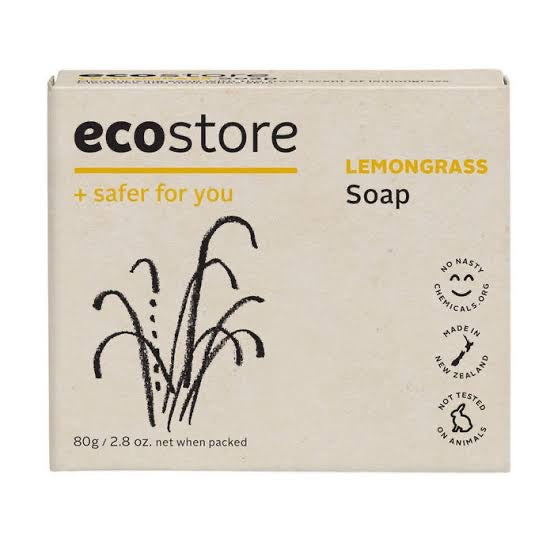 Ecostore Lemongrass Soap - Anzfo