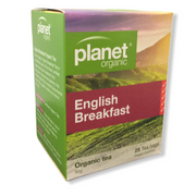 Herbal Tea Bags English Breakfast (25 Pack) - Anzfo