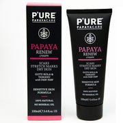 P'URE Papaya Renew Cream Scars & Stretch Marks (100ml) - Anzfo