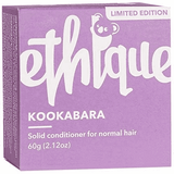 ETHIQUE Kookabara Solid Conditioner Bar - For Normal Hair - Anzfo