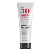 SPF 30 Natural Sunscreen Lotion - Anzfo