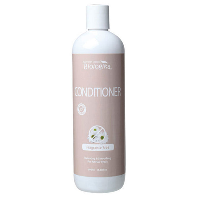 Biologika Fragrance Free Conditioner (500ml) - Anzfo