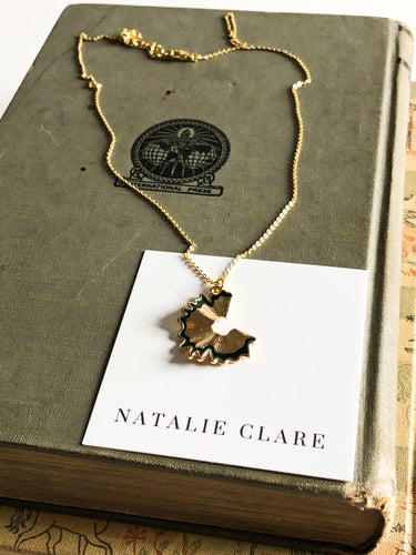 The Writer Necklace