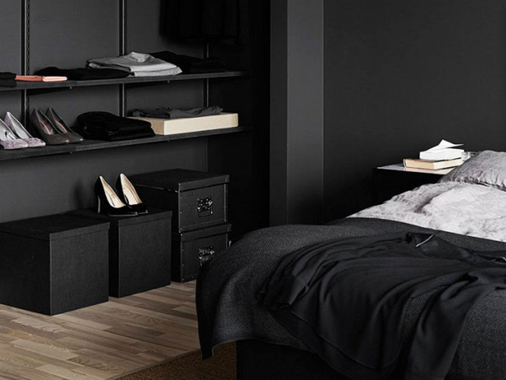 dark bedrooms 5 beautiful black rooms to sleep in – the sleep shirt