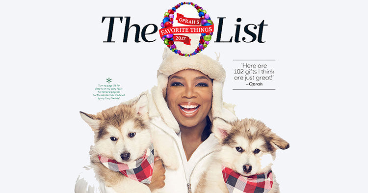 Oprah's Favorite Things 2017