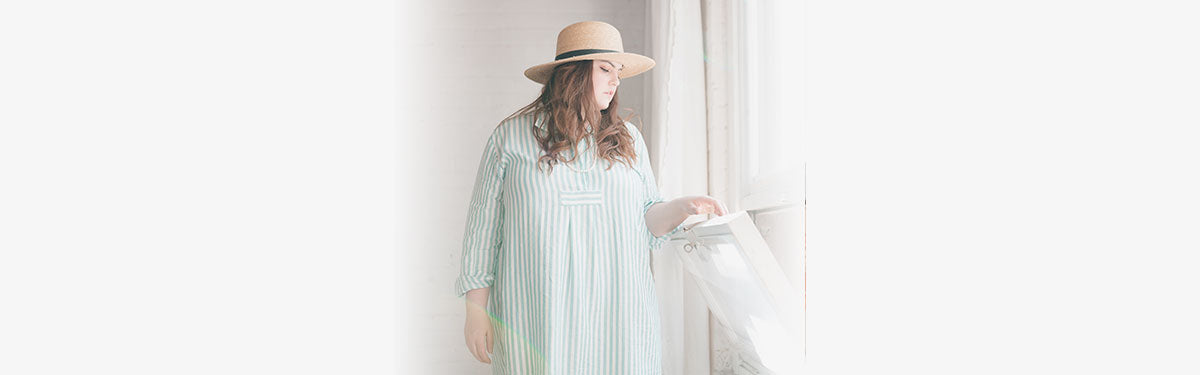 The Sleep Shirt's Fit Guide | Plus Size Sleepwear
