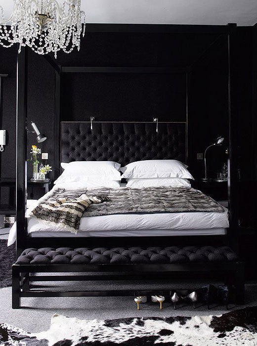 grande queen furniture erin products bed black pu katy
