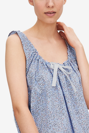 Sleeveless Nightie Sea of Flowers