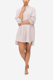 Short Sleep Shirt Musk Double Gauze