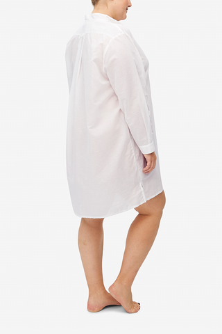 Short Sleep Shirt Milano Featherweight Blend PLUS