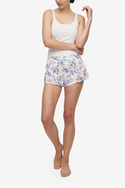 Classic Short Summer Floral