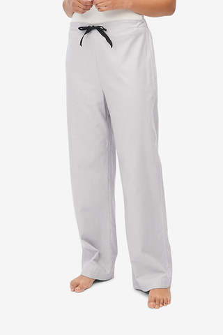 Lounge Pant Grey Flannel