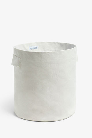 canvas cotton hamper homewares