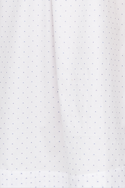 Short Sleep Shirt Blue Saturn Dot