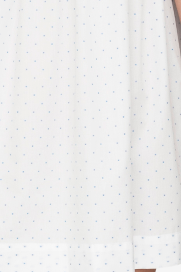 Pocket Nightie Blue Saturn Dot