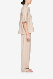 Lounge Pant Camel Twill