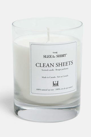 Clean Sheets Scented Candle