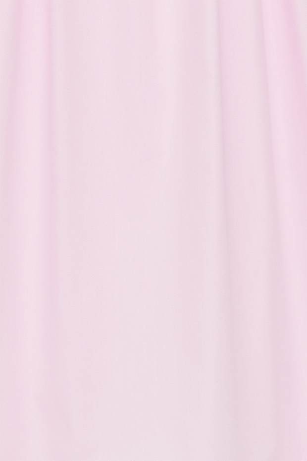 Sleeveless Nightie Pink Royal Oxford