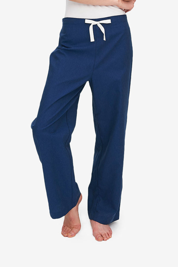 Lounge Pant Midnight Twill