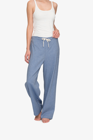 Lounge Pant Navy Twill