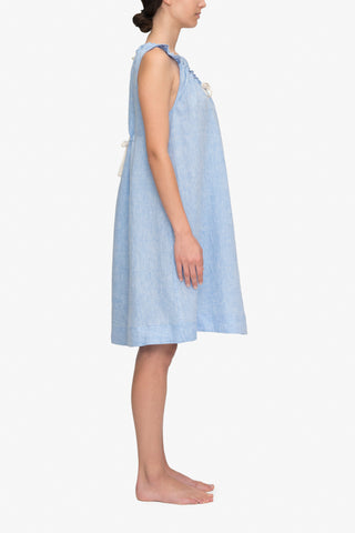 Sleeveless Nightie Ocean Linen